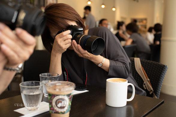 まとりかりあ写真教室 フォトレッスンは女性限定、少人数制