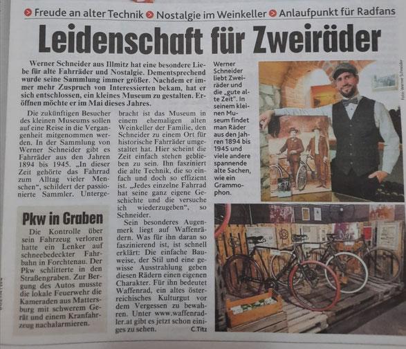 Quelle: Kronen Zeitung vom 20.01.2021
