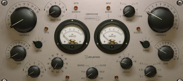 Top Mastering Compressor Plugins 2019