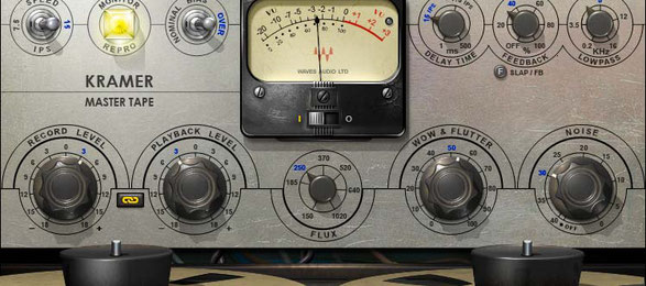 Mastering tape Machines Tube and Saturation Plugins