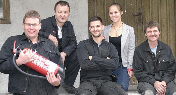 Kaminkehrer Zillertal Valentin Matthias Kerschbaumer