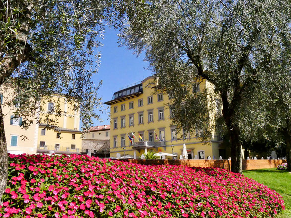 Italienreise Riva am Gardasee