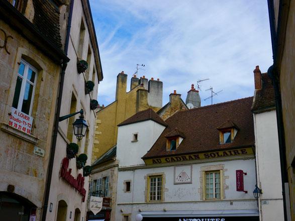 Frankreich: Beaune Altstadt