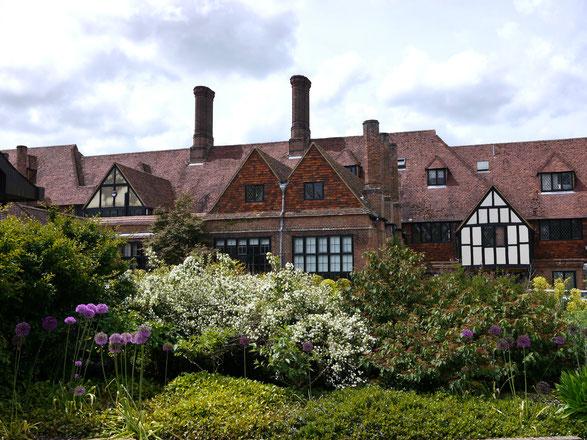England: Wisley Garden Versuchsanstalt