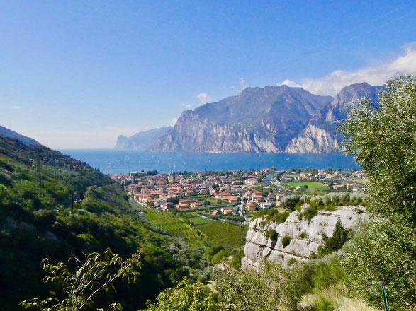 Italien Urlaub : Riva am Gardasee