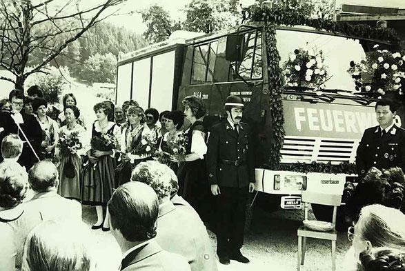 RLFA 2000, Feuerwehr Pischeldorf, Rosenbauer, Styer 791