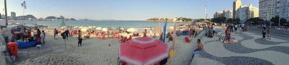 Gleich ist die Sonne weg (Copacabana)