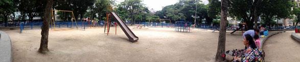 Spielplatz Praça Edmundo Bittencourt  (Copacabana)