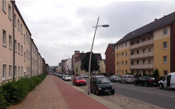 Apenrader Straße