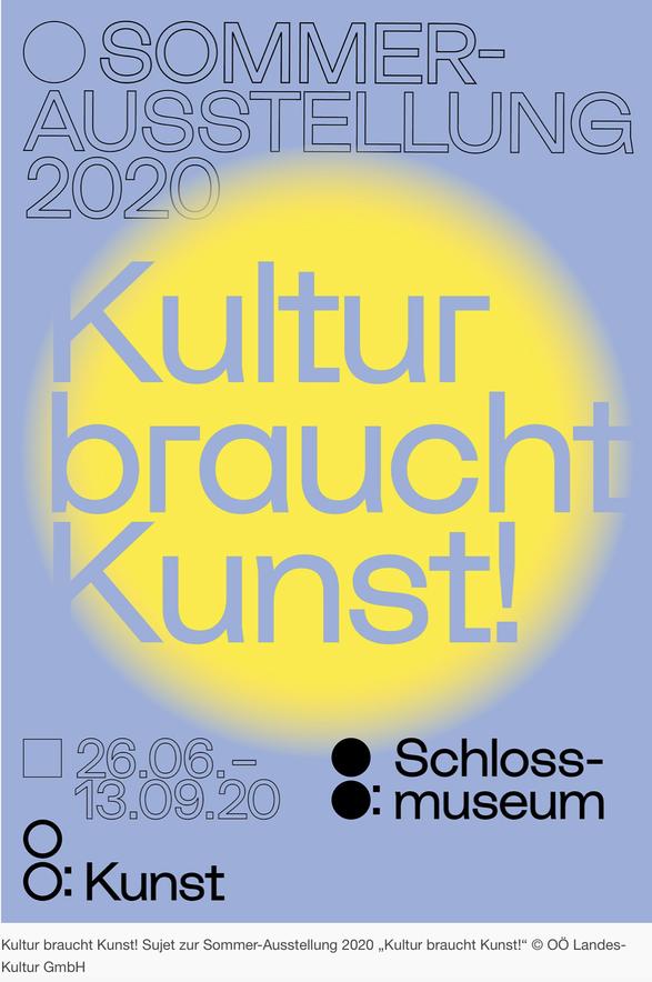 Sommerausstellung im Schlossmuseum Linz