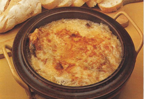Zuppa di cipolle: ricetta francese e russa