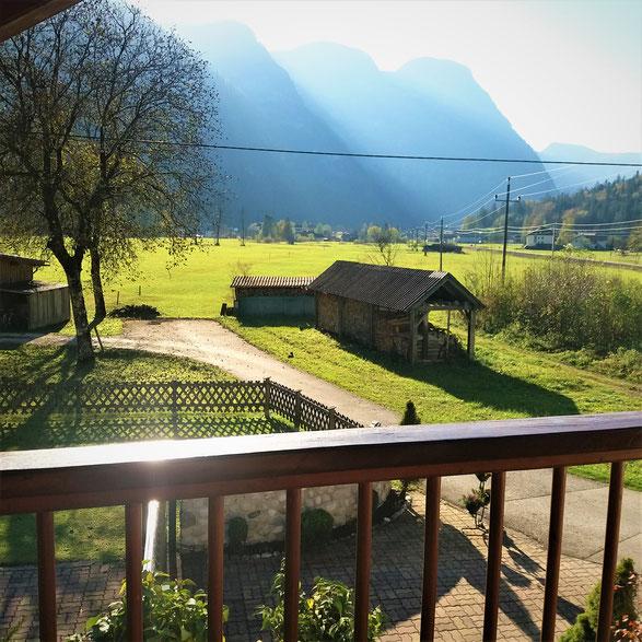Garten Landhaus Bergidyll