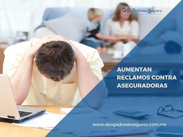abogados de seguros - cobro de seguros - despacho de abogados de seguros