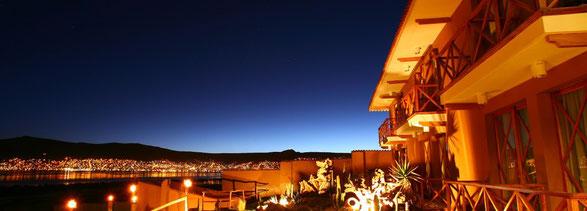 Hotels am Titicacasee mit PERUline