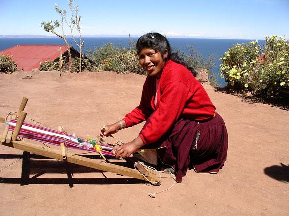 Ausflüge auf dem Titicacasee sind sehr lohnenswert.