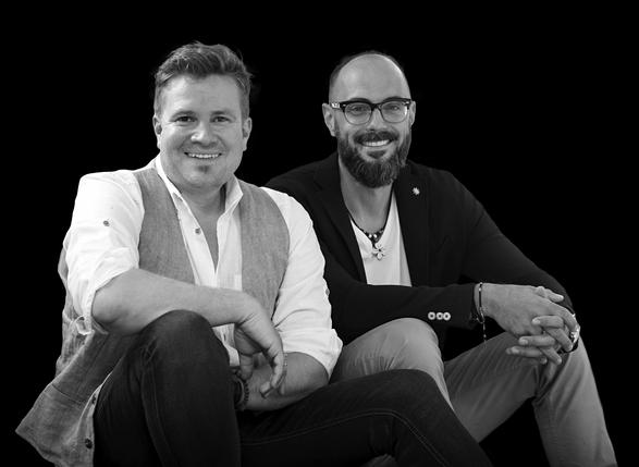 Volker Klüpfel und Michael Kobr – Hamburger Krimifestival 2018