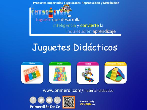 juguetes didacticos