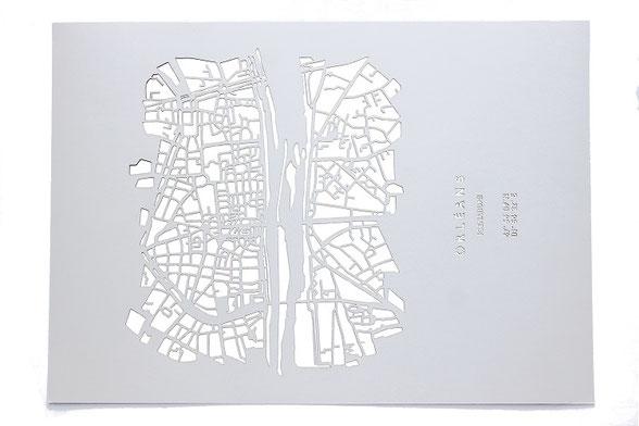 découpe laser papier