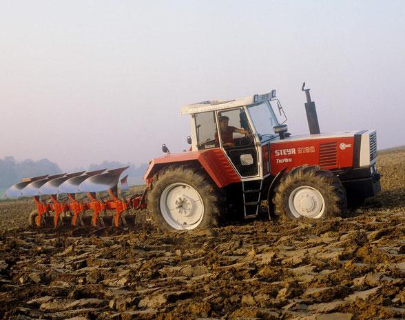 Steyr 8180 Turbo