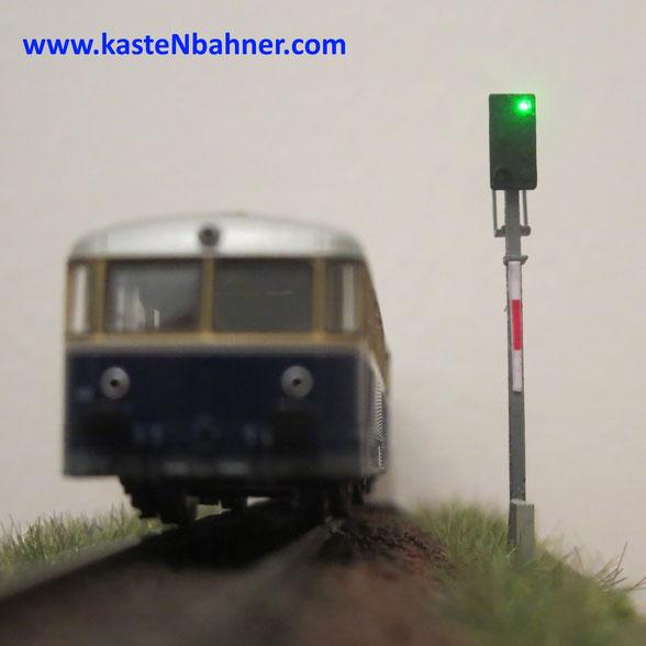 ÖBB Signal ab 1980 Spur N 1:160 Hauptsignal