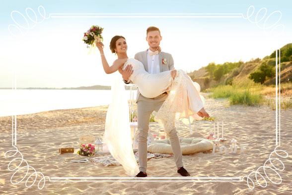 Brautpaar von XL-MUSIC Lemgo