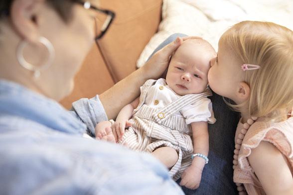 Newbornfotografie; Babyfotografie; Homeshooting