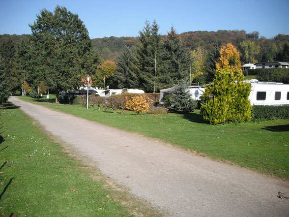 Geländehauptweg