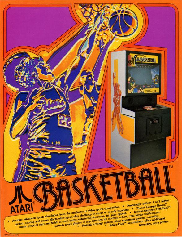 Basketball 1979 arcade