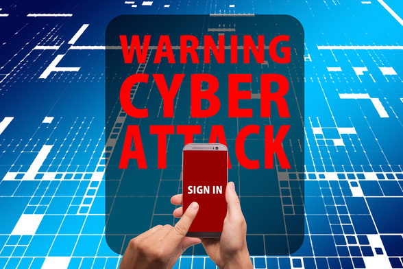 cyber Attacke auf Smartphone, Smartphone vor Hack schützen