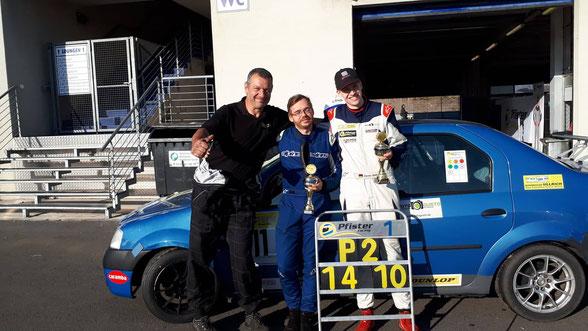 Oschersleben Anja Upmeier Fotogusto Motorsport Dunlop ADAC Logan Cup Dacia 2018