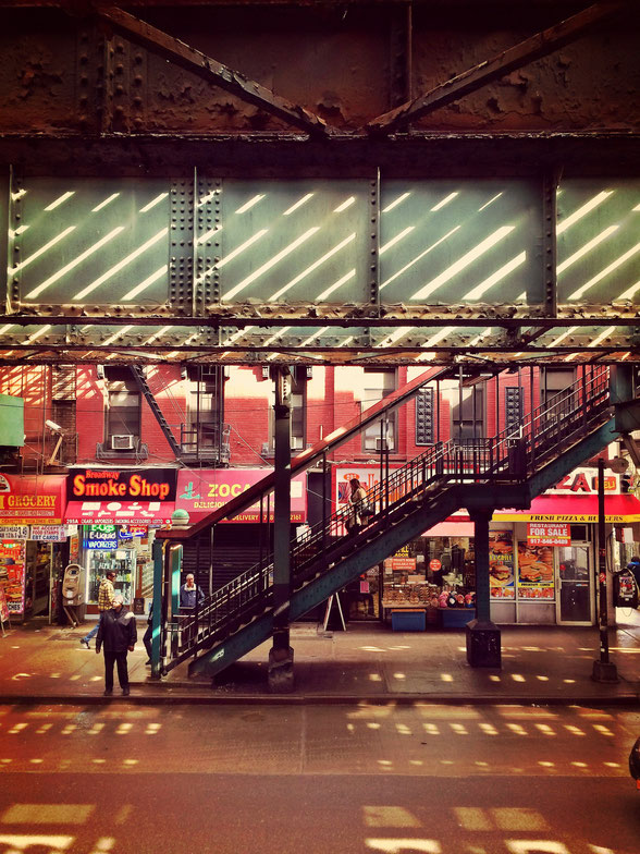 Williamsburg ist ein weniger schöner Teil von Brooklyn aber absolut entdeckenswert.