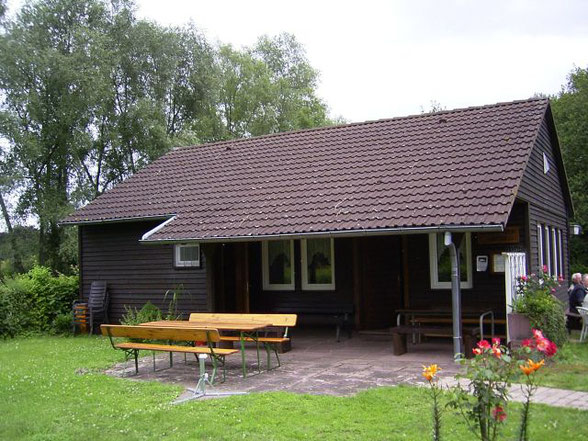 Das Vereinshaus des MBV Höxter
