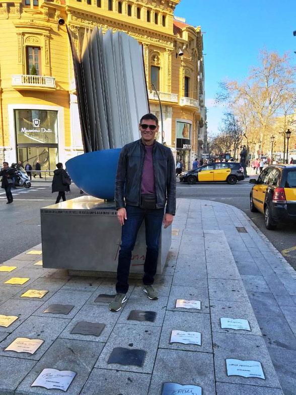 Скульптуры Барселоны. Книга
