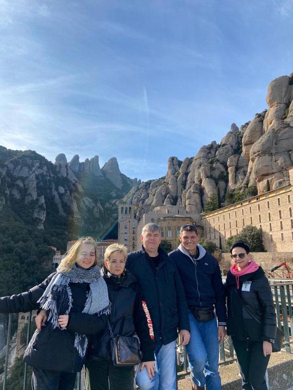 Экскурсии на Монсеррат из Барселоны