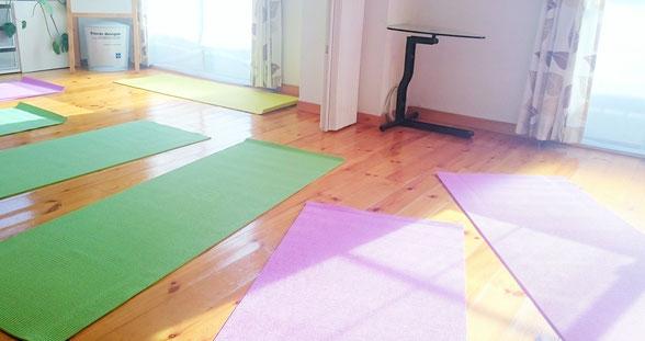 ヨガ教室&ボディケアサロンFemina 青葉台スタジオの画像