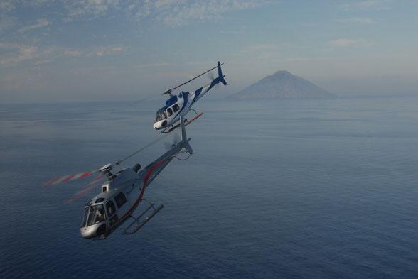 Elicotteri Sicilia