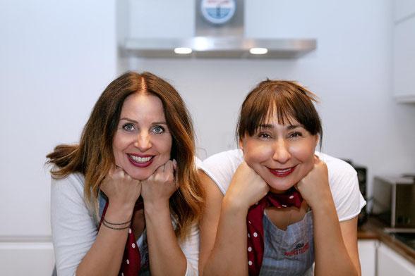 Wir sind die Wursterei - Eva Slama und Nina Filipczak