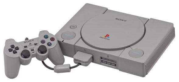 Sony PlayStation (PSX), 1995