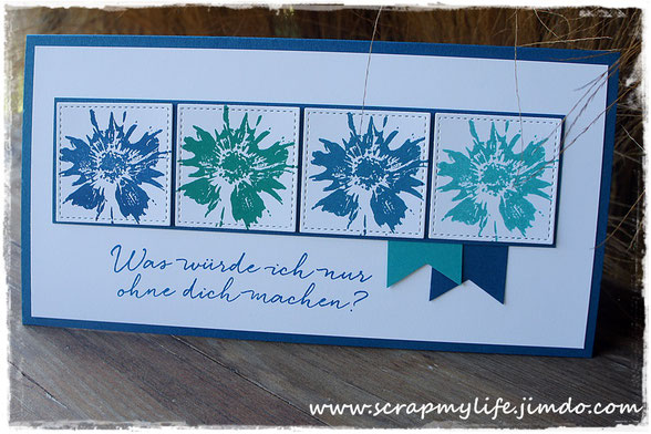 stampin up -Tuscan Vineyard