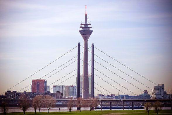 Skyline Düsseldorf - Foto: Michael Gaida / pixabay