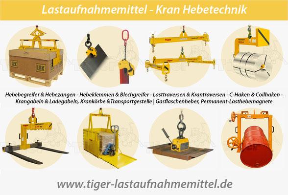 Tiger-Lastaufnahmemittel