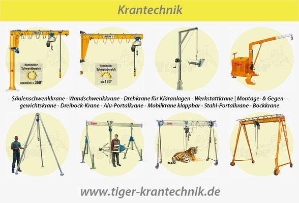 Tiger-Krantechnik