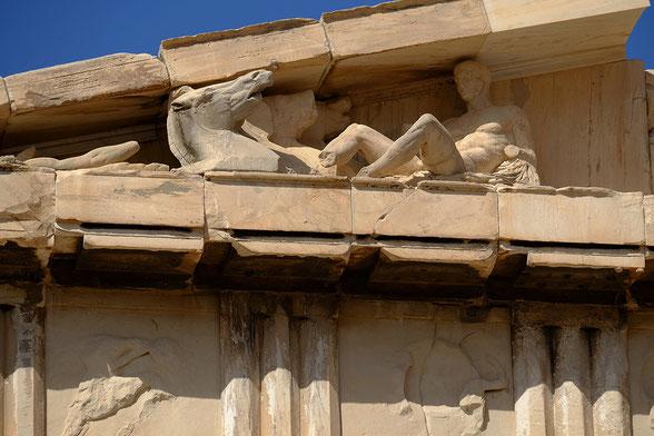 Mathieu Guillochon photographe, voyage, Grèce, Athènes, Acropole, temple, art, architecture, Phidias, Parthénon, colonnescouleurs.