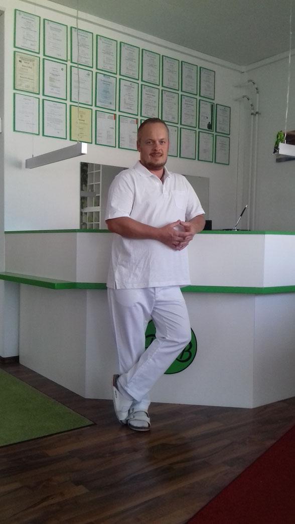 Physiotherapie Medizinische Massage Manuelle Therapie