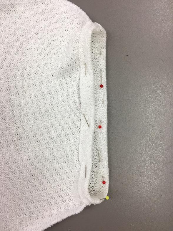 Katjuschka - Easy Knit - Ärmelsaum - Oversize-Shirt - Fledermausshirt