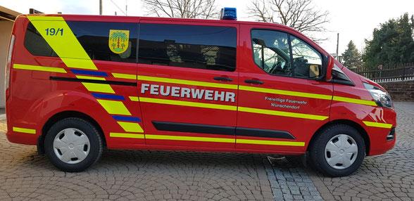 Bild: Wünschendorf Erzgebirge Teichler Feuerwehr