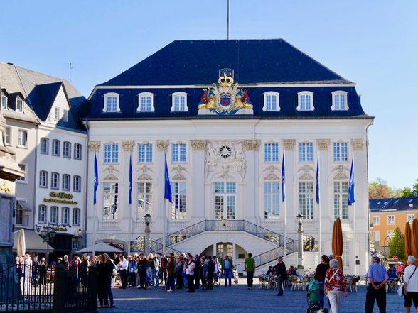 Bonner historisches Rathaus