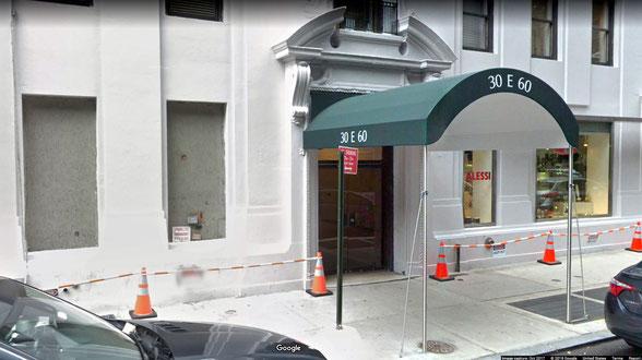 2019 ; Building entrance