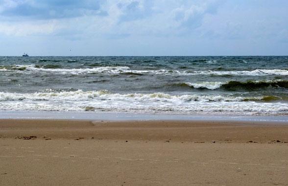 Nordsee - das Meer