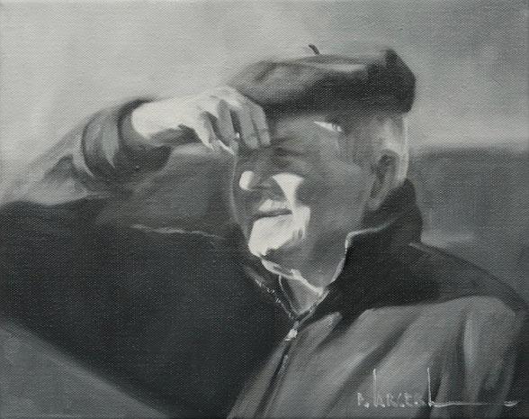 Campagne, artiste creusois Jean Luc Bouchaud - Creuse